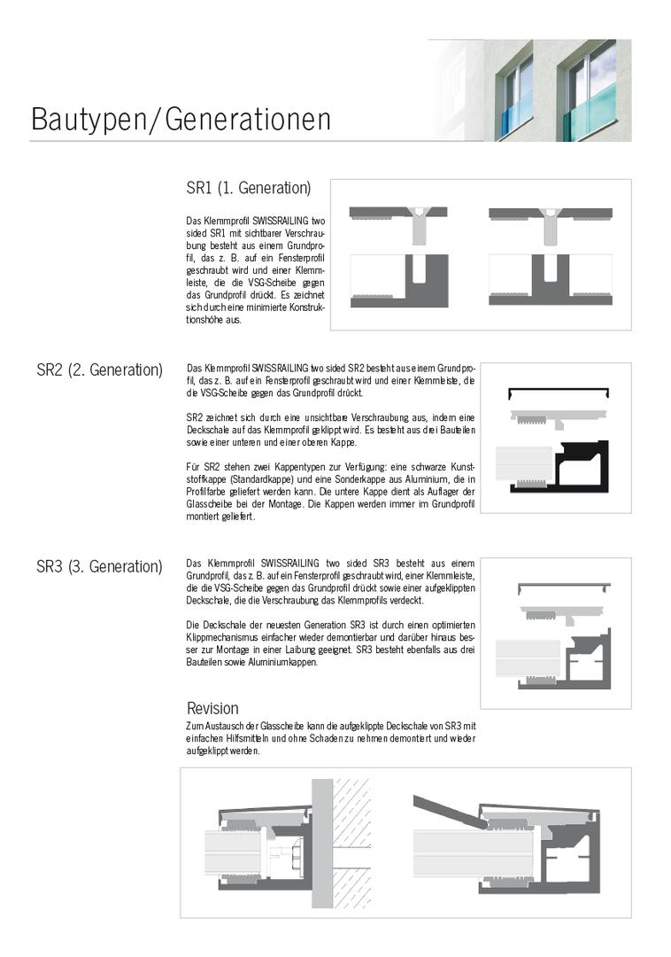Ganz und zu Extrem König Glasbau GmbH & Co.KG - französischer Balkon @HY_56